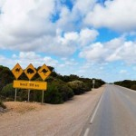 Itinerari on the road Australia