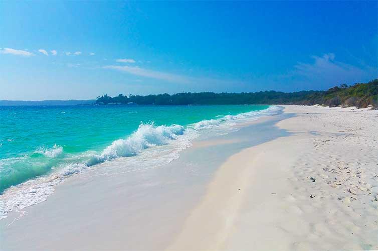 hyams 10 spiagge più belle dell'australia