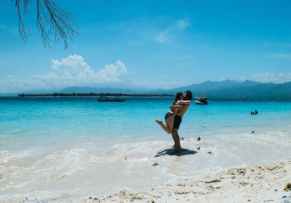 isole gilii come arrivare