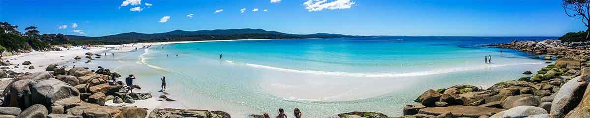 10 spiagge più belle d'australia tasmania