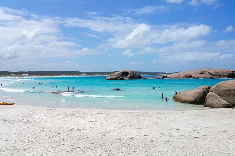 twilight 10 spiagge più belle d'australia