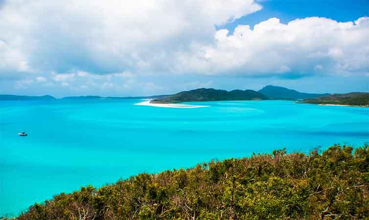 whitsundays 10 spiagge più belle dell'australia