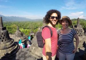Borobudur e Prambanan in un giorno
