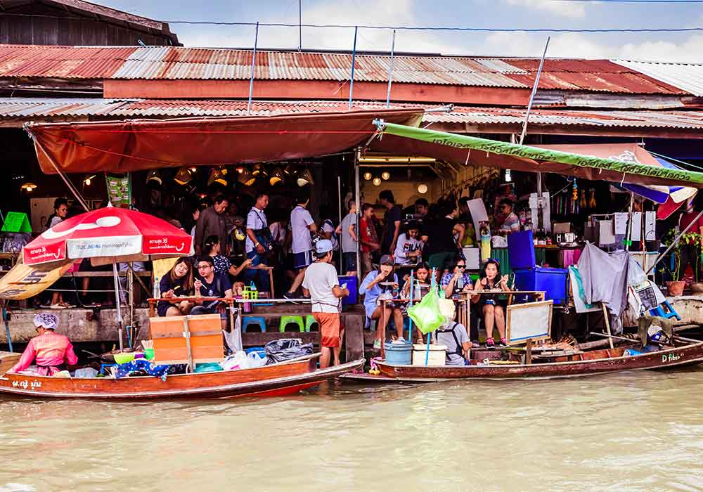 Cosa vedere fuori da Bangkok