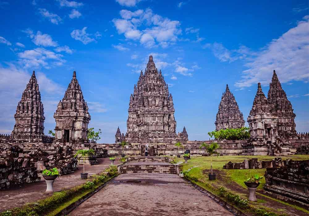 Prambanan come arrivare