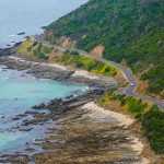 great-ocean-road-in-macchina