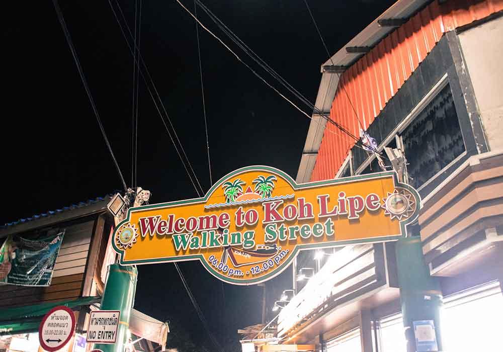 Koh Lipe come arrivare