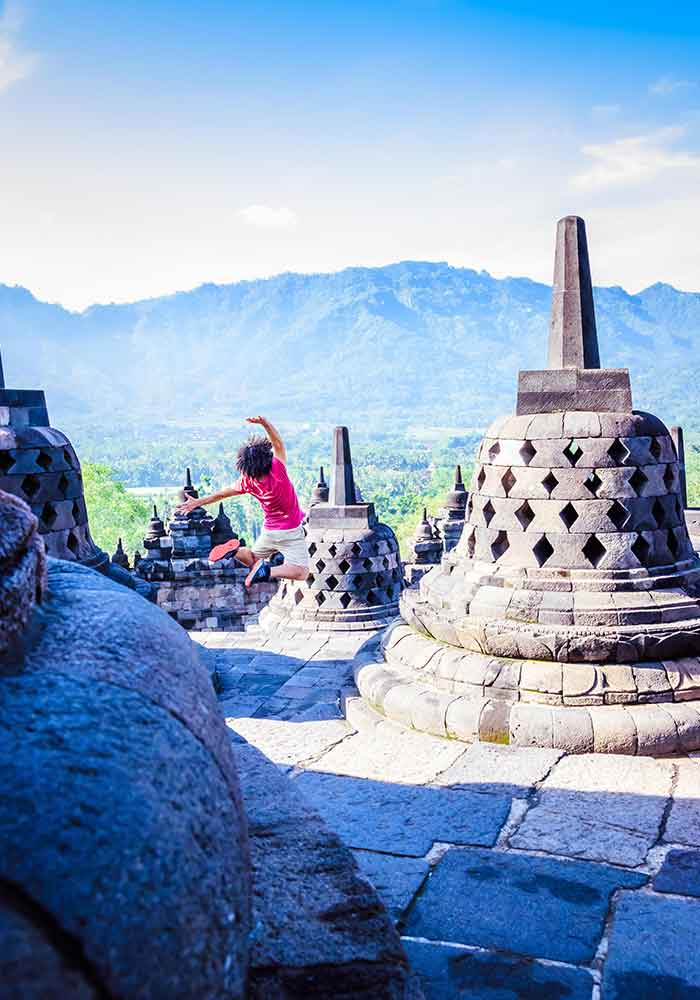 Yogyakarta cosa vedere
