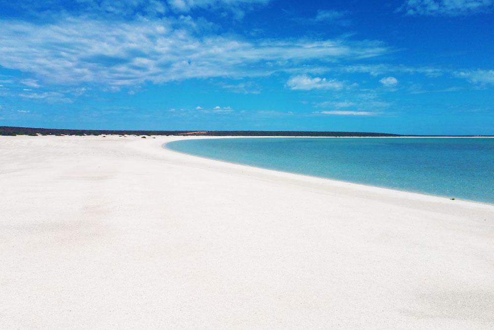 Spiaggia delle Conchiglie Australia