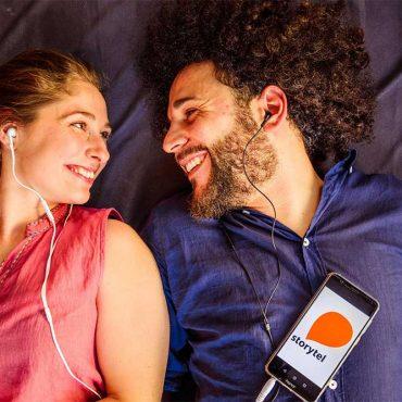 Leggere in viaggio con le app Audiolibri