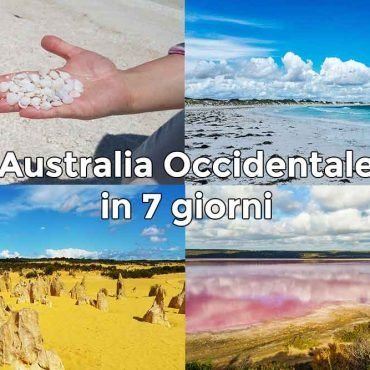 Da Perth a Exmouth – Itinerario Australia Occidentale