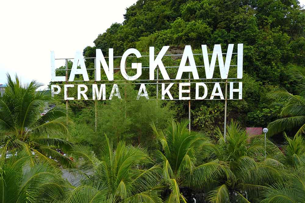 Isola di Langkawi quando andare