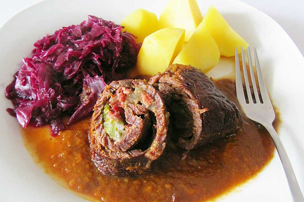 Cosa si mangia in Germania a pranzo