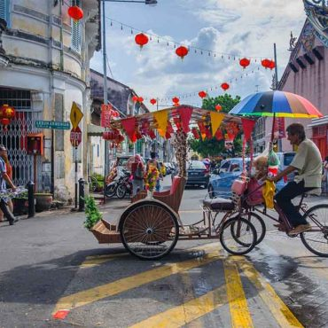 George Town Malesia – 7 motivi per visitarla