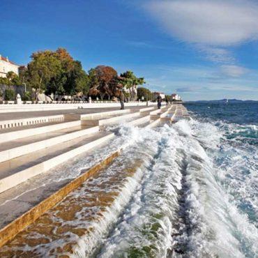 Il suono delle onde – In Croazia il primo organo al mondo suonato dal mare