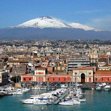 Catania la città Siciliana che conquista il New York Times
