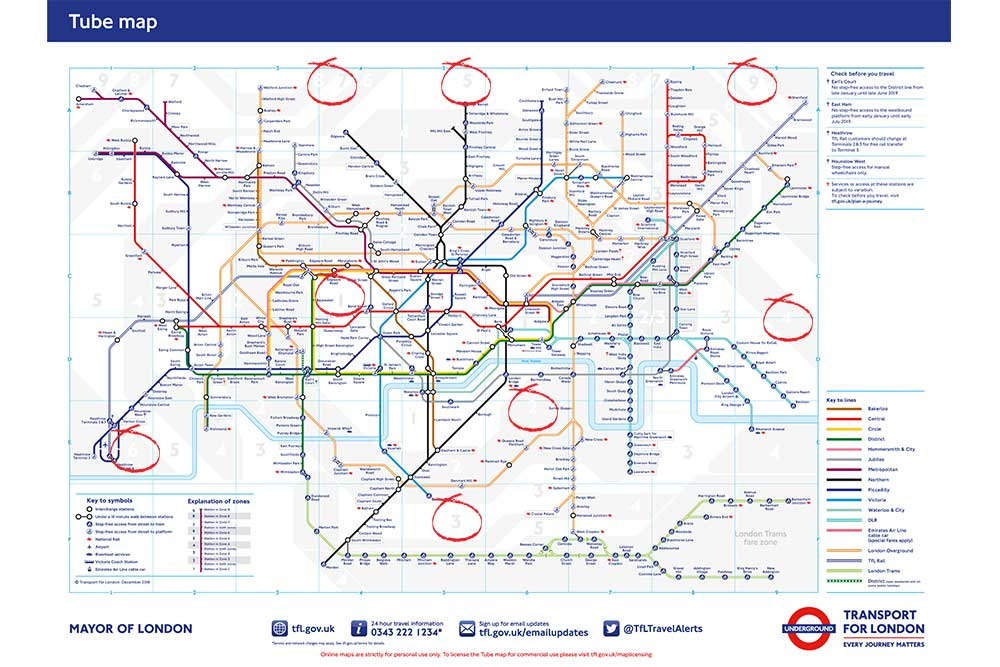 come-spostarsi-a-Londra