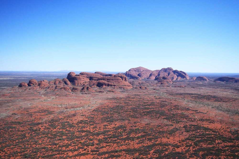 Ayers Rock cosa vedere olgas