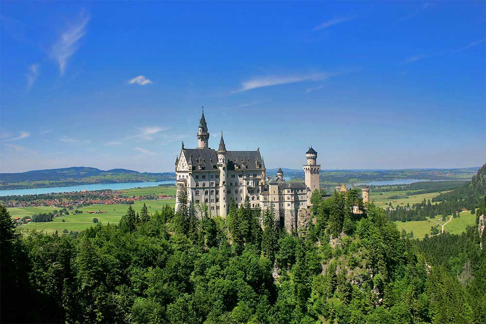 Cosa vedere in Germania del Sud