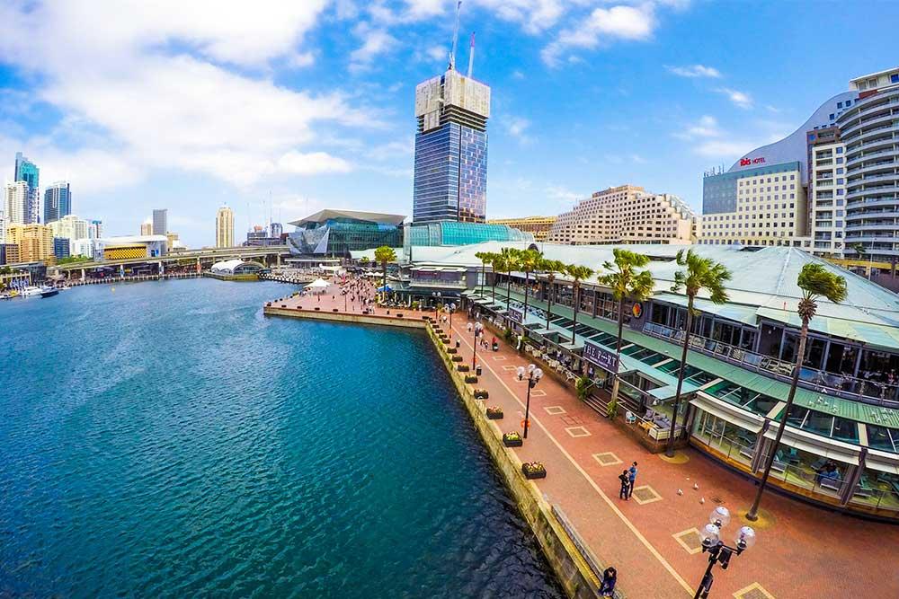 darling harbour sydney positivitrip