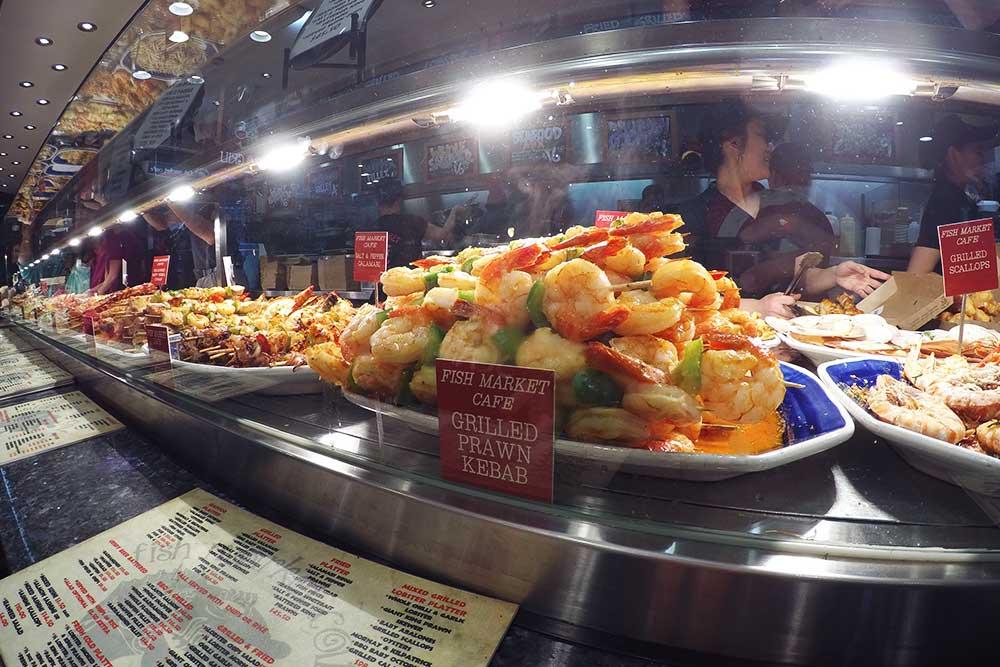 sydney fish market positivitrip