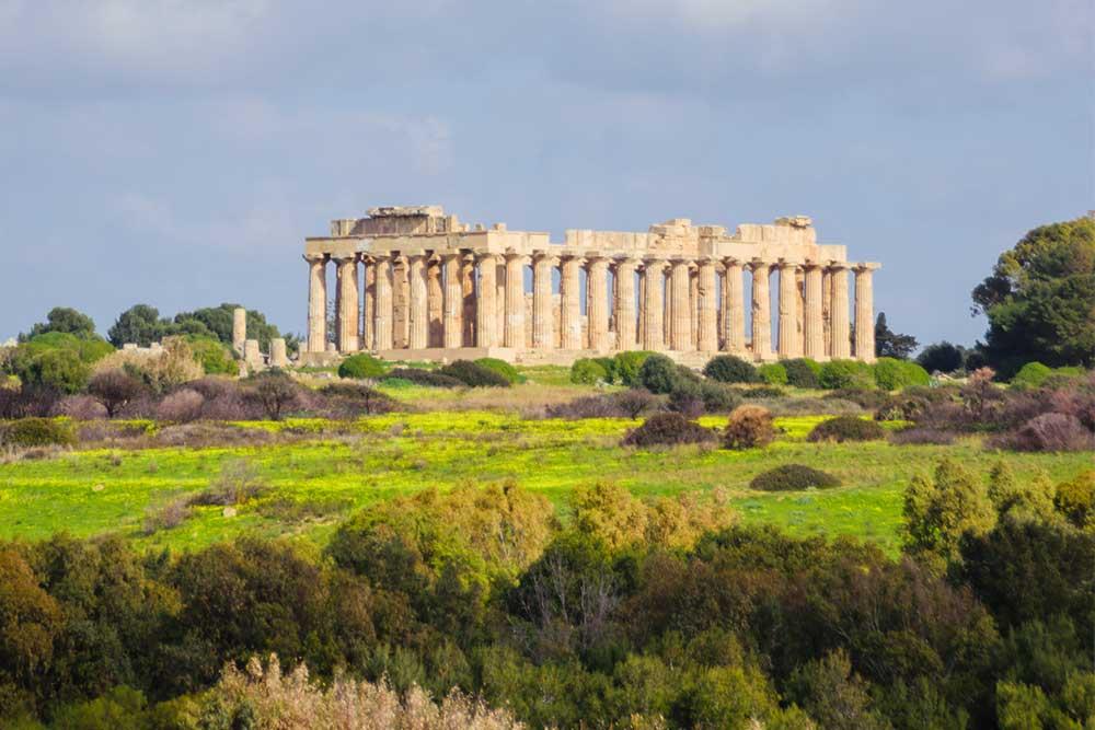 Selinunte sicilia positivitrip