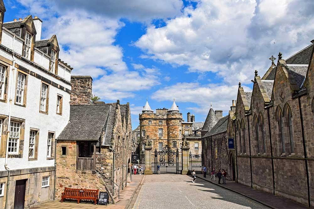 Holyrood Edimburgo