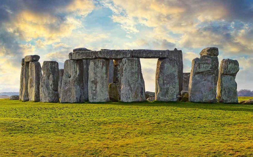 gita fuori Londra Stonehenge