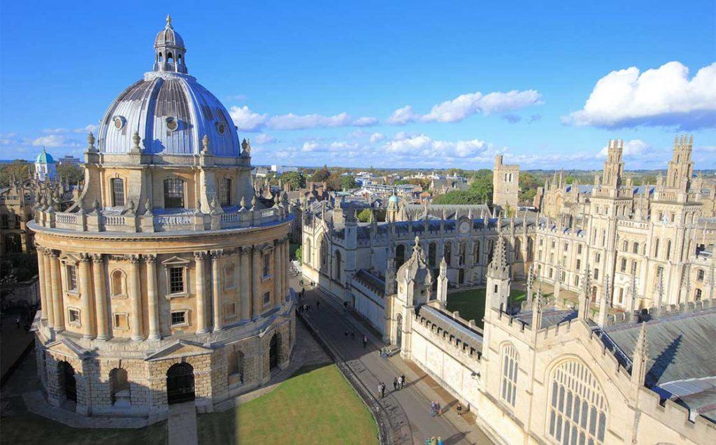 Gita fuori Londra Oxford