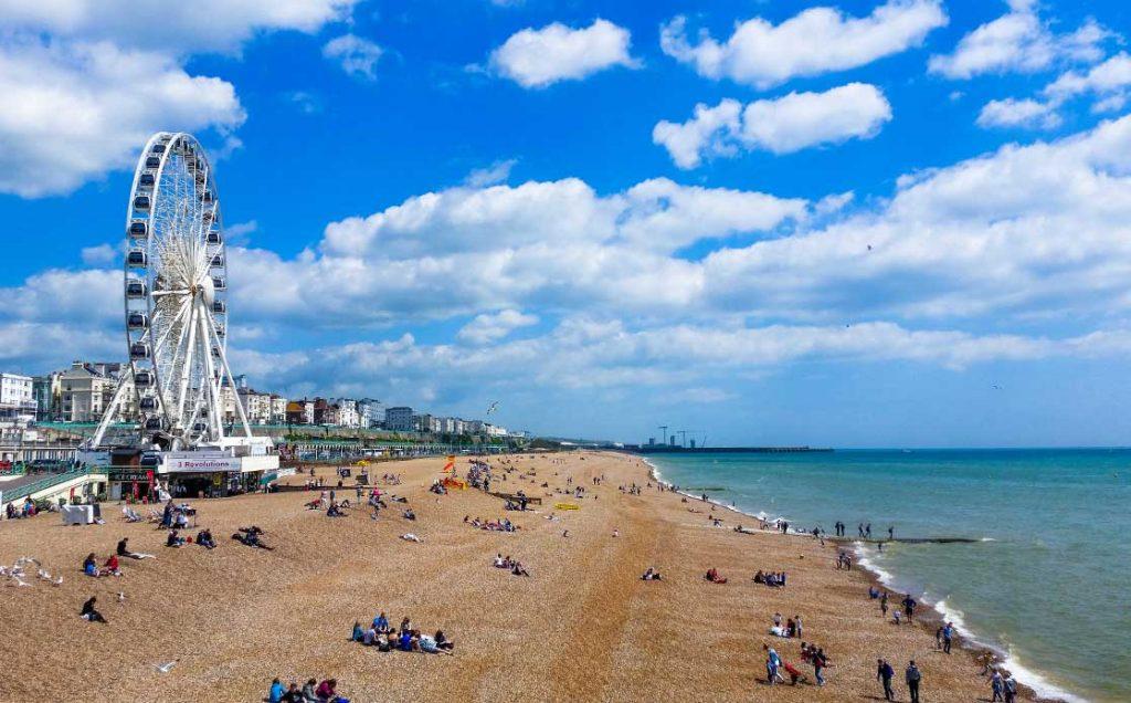 gita fuori Londra Brighton
