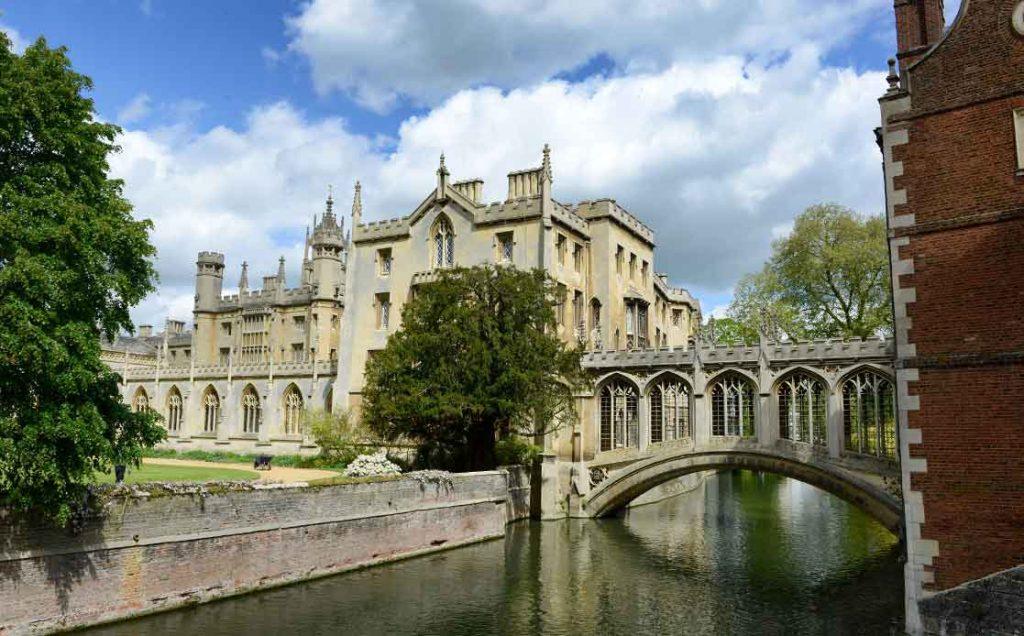 gita fuori Londra Cambridge