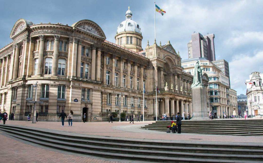 Gita fuori Londra Birmingham