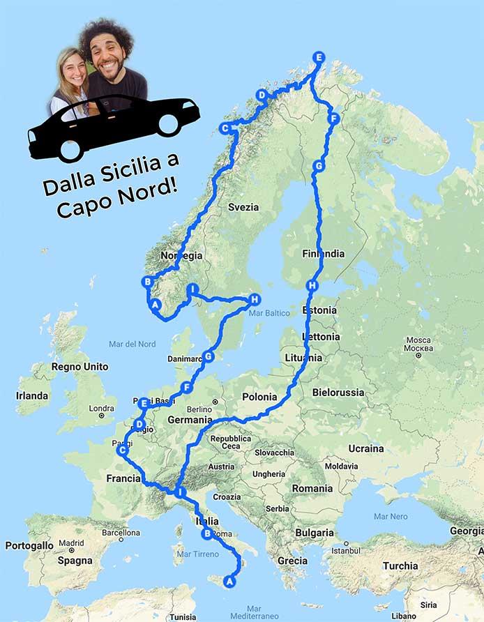Un viaggio in europa in auto si parte con europaindiretta positivitrip video blog di viaggi - Facciamo saltare i bulloni a questo divano ...