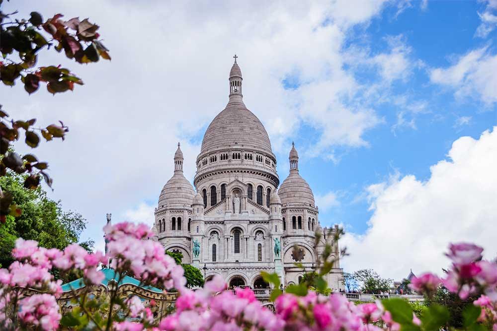 Come muoversi a Parigi montmartre