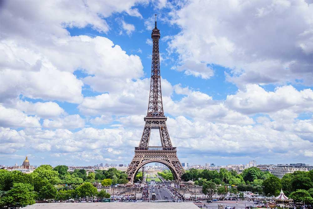 Come muoversi a Parigi Tour Eiffel