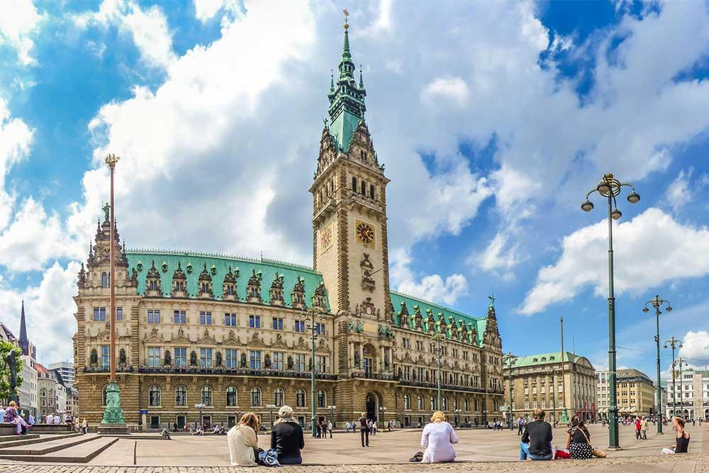 Amburgo cosa vedere in 3 giorni rathaus