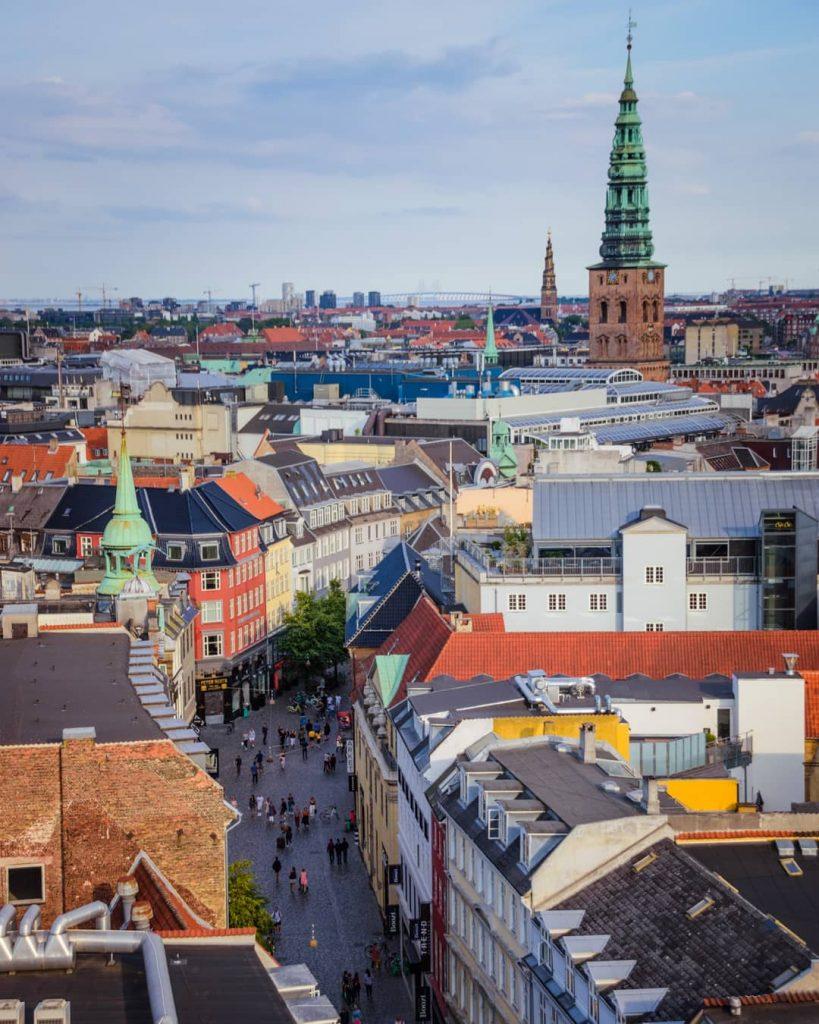 Copenhagen-in-3-giorni-round-tower