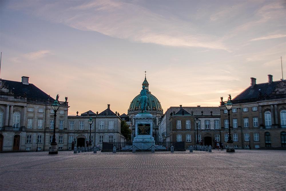 Copenhagen-in-3-giorni-amalienborg