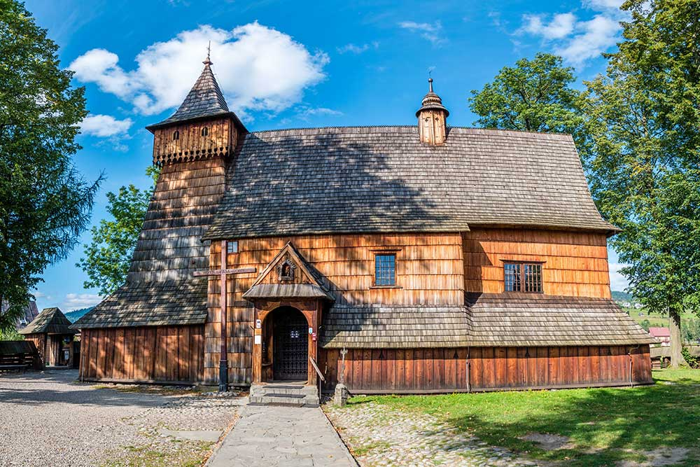 Cracovia-cosa-vedere-chiese-legno-unesco