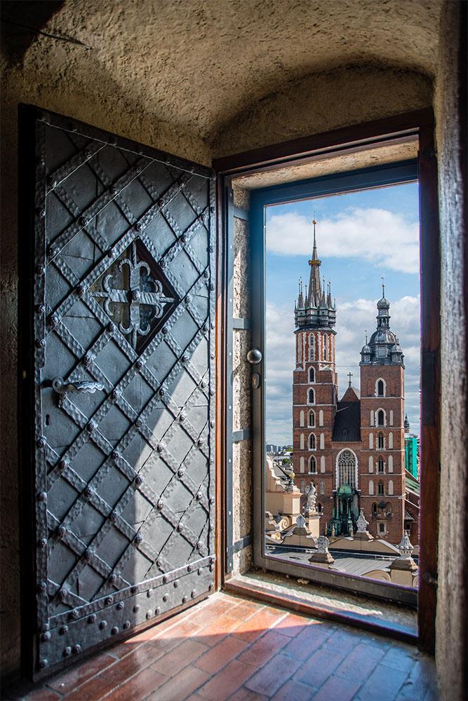 Cracovia-cosa-vedere-torre-del-municipio