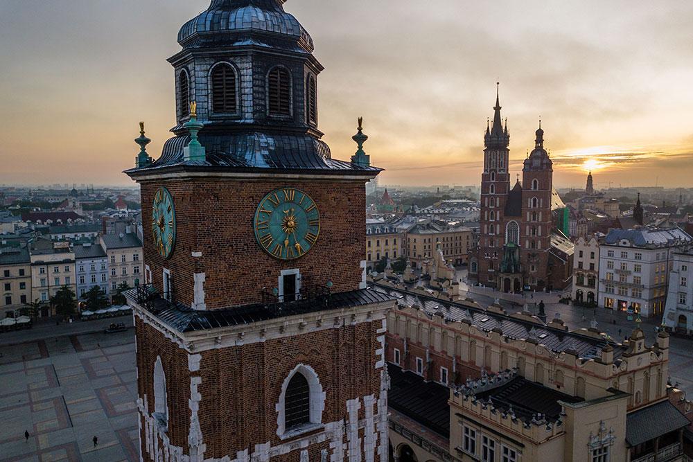 Cracovia cosa vedere centro storico
