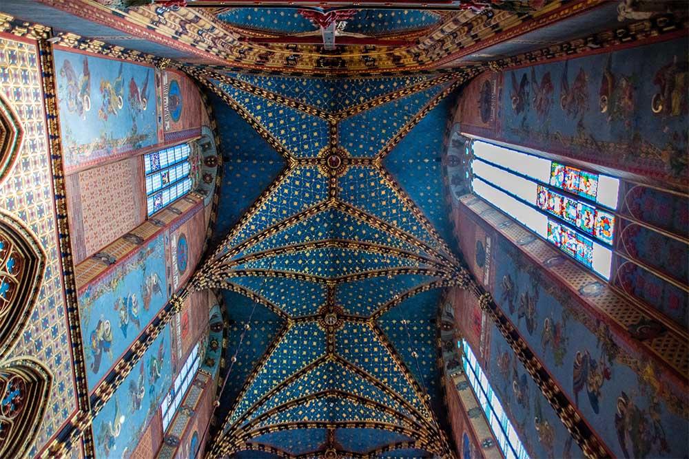 Cracovia-cosa-vedere-cattedrale-santa-maria