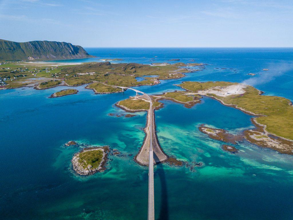 isole Lofoten Norvegia punti fotografici