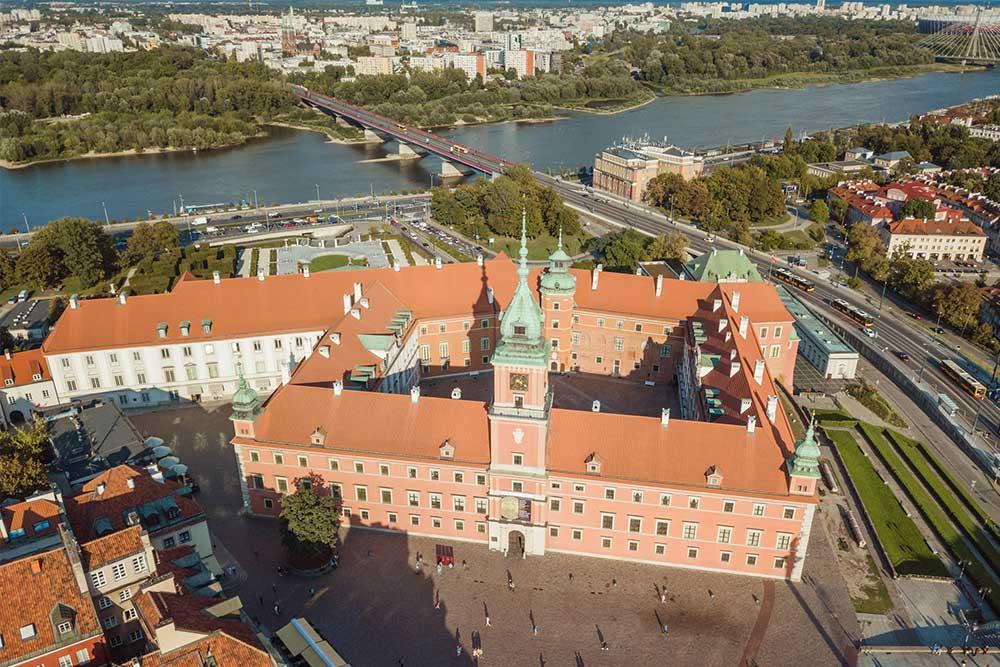 Varsavia-cosa-vedere-castello-reale