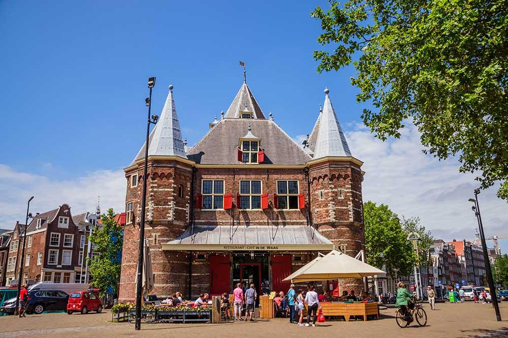 Amsterdam-cosa-vedere-in-4-giorni-porta-della-città
