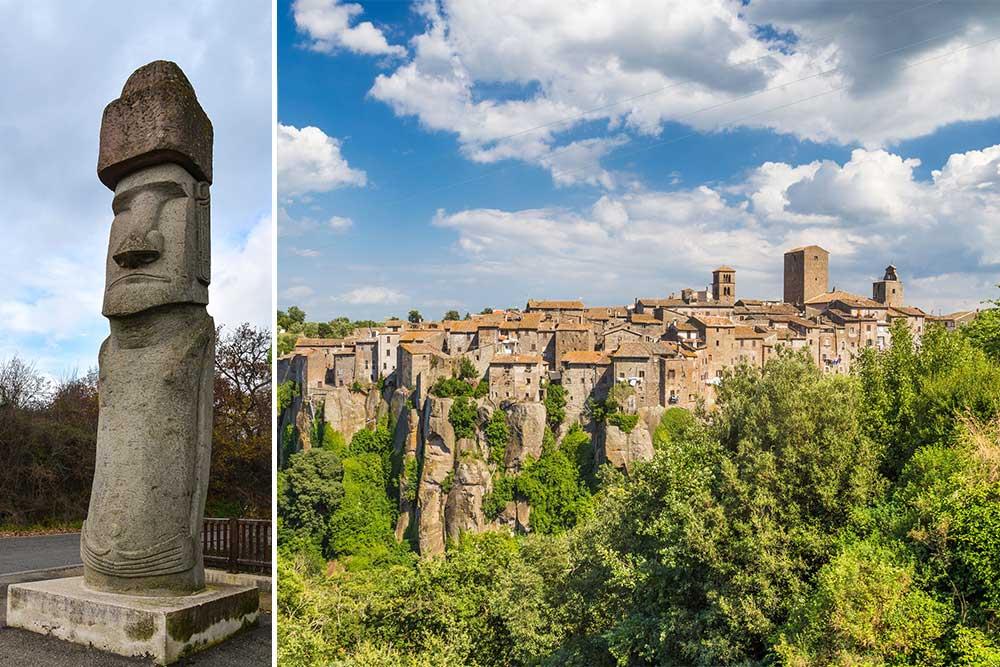 posti sconosciuti da visitare in Europa Vitorchiano