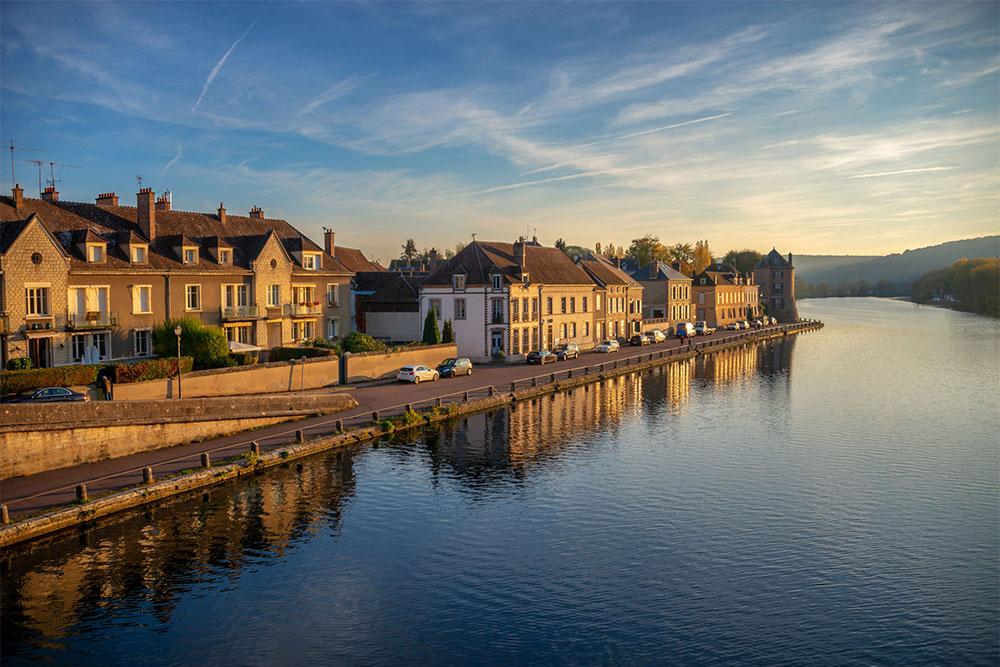 posti sconosciuti da visitare in Europa Villeneuve sur yonne Francia
