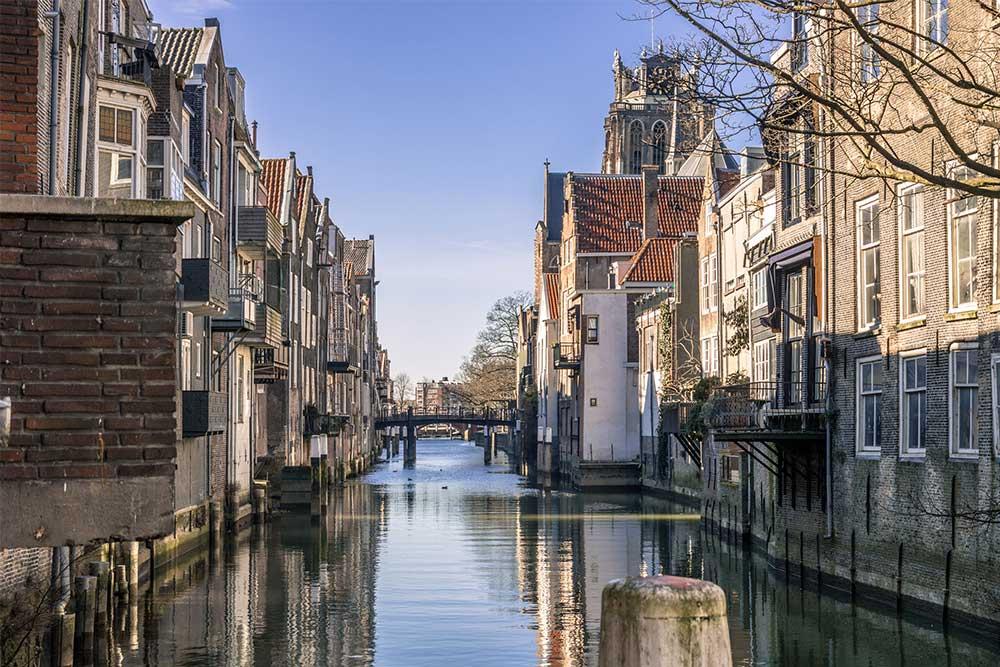 posti sconosciuti da visitare in Europa Dordrecht
