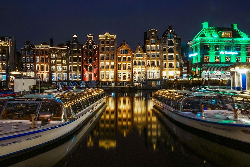Amsterdam cosa vedere in 4 giorni canali