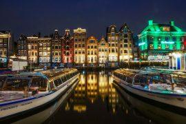 Come muoversi ad Amsterdam